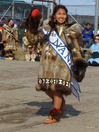 Kotzebue(ty) in Alaska