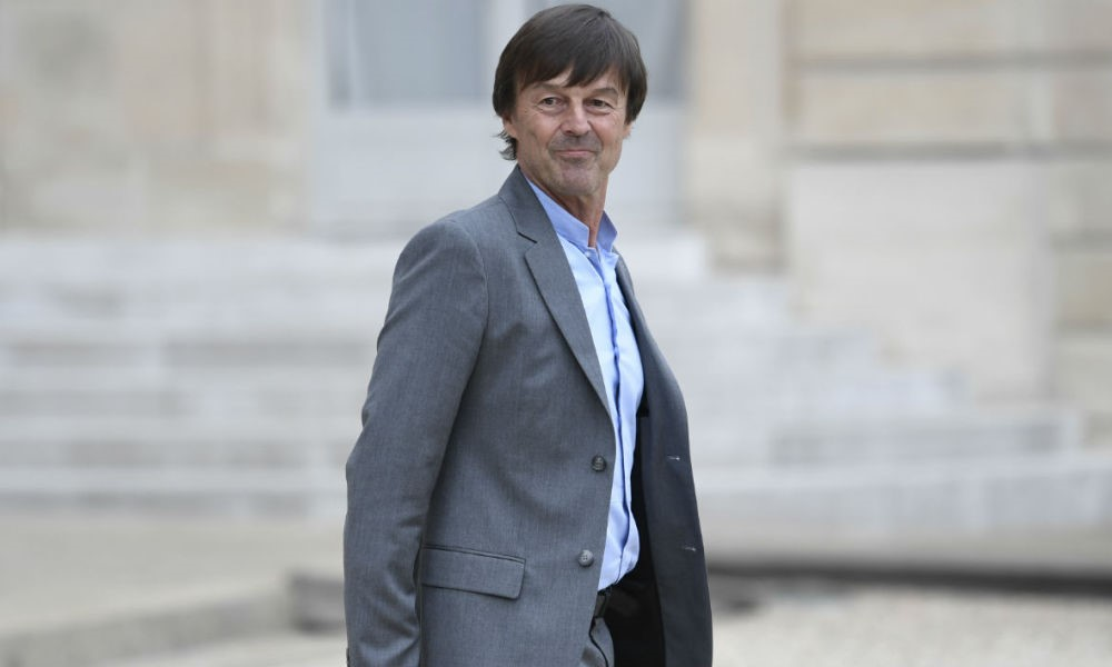 Nicolas Hulot, France's new Minister for Ecological Transition
