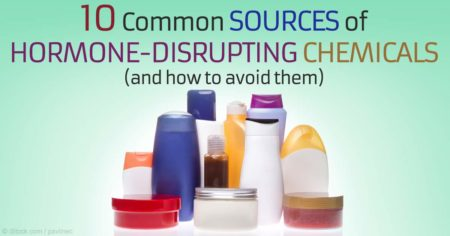 Know more about your Endocrine Disruptors: lists now available online