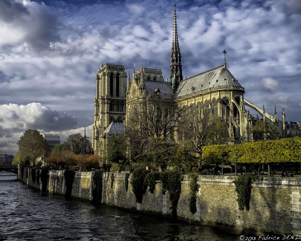 Notre-Dame par Fabrice Denis