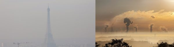 Air Pollution: Is Paris Gasping?  And the rest of the world?